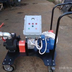 "Volumetric pump VP-30 (3"" x 3"")"