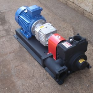 "Volumetric pump VP-25 (2-1/2"" x 2-1/2"")"