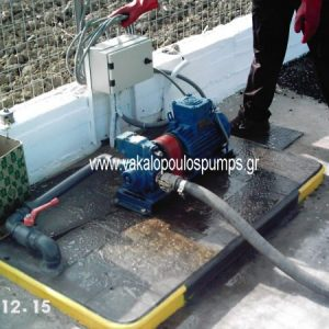 "Pumping group 1-1/2"" (ΑΤΕΧ 2014/34/EE)"