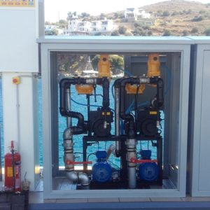 "Pumping group 2-1/2"" (ΑΤΕΧ 2014/34/EE)"