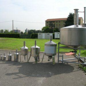 Tank probe for oils