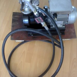 "LPG pump 1""  LPG-100 (220V-50Hz)"