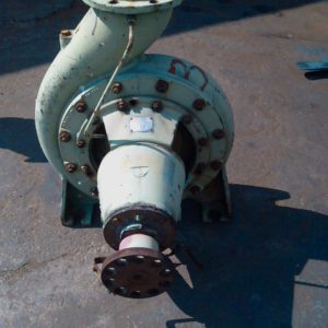 Reconstructions-Repairs of pumps