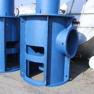 High flow pumps