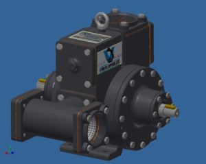 "Tank truck pump 3 ""type VP30"